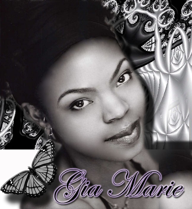 Gia Marie: Singer/Song Writer