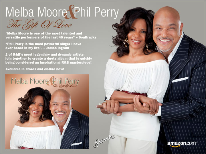 Melba Moore and Phil Perry, The Gift of Love