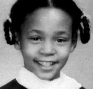 Little Whitney First Sang for Cissy's choir, (Whitney's Mom) at her mother's church at the tender age of 11.