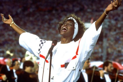 Whitney Houston, Queen of Pop, Legend, Angel: The Voice.