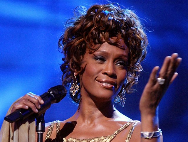 Whitney Houston, The Queen of Pop, Legend, Angel: The Voice.