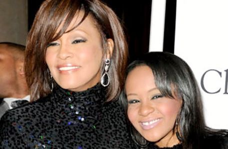 Whitney Houston, The Queen of Pop, Legend, Angel: The Voice with her gorgeous and talented daughter Bobbi Kristina.